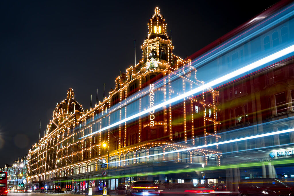 Hemzah Ahmed - Christmas at Harrods