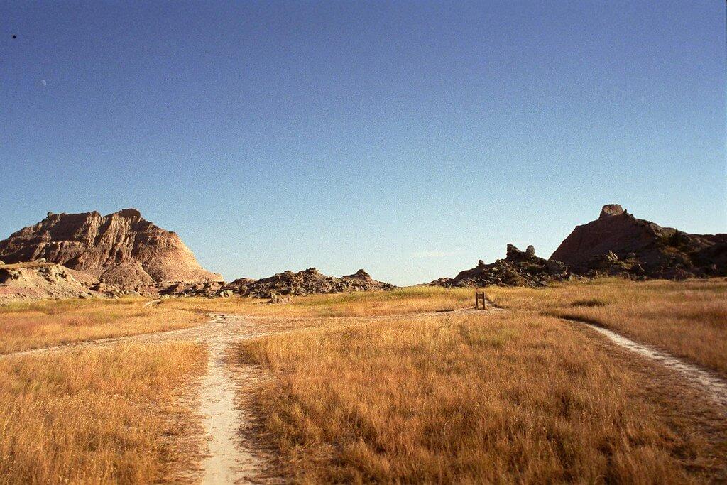 pmvarsa - Badlands Hiking Trail