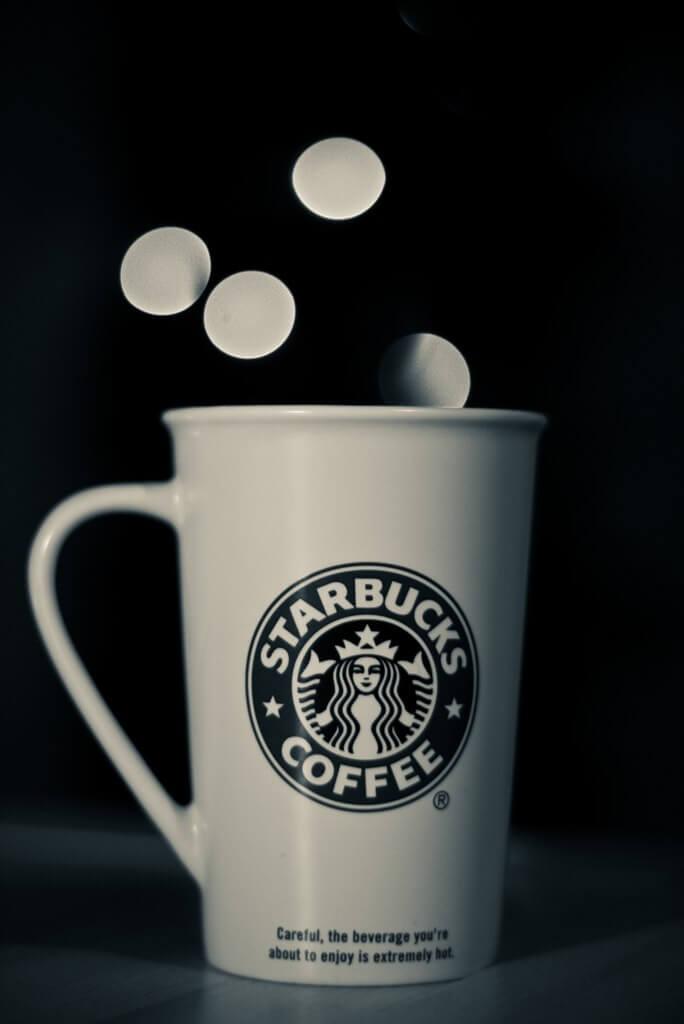Jochen Vander Eecken - Starbucks coffee.