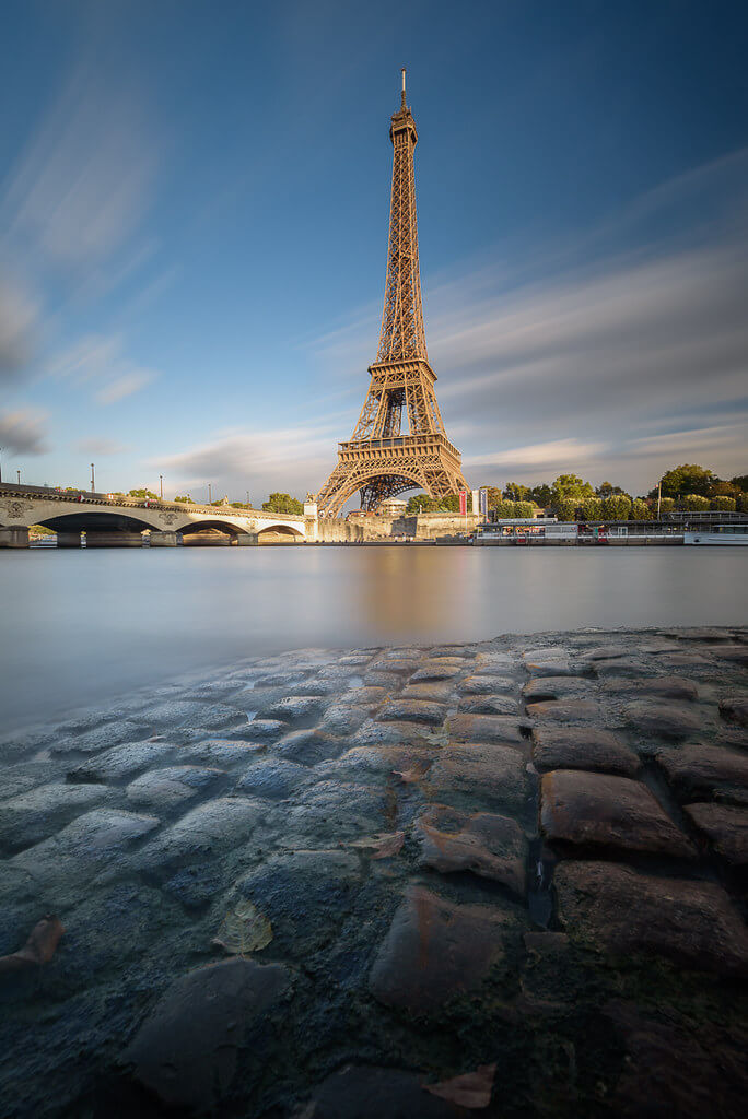 pourkoiaps - Long Exposure Eiffel Tower