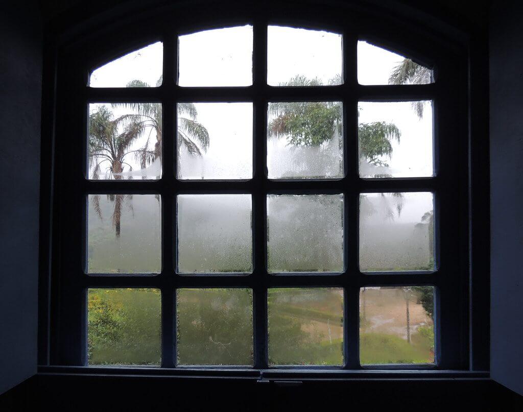 Rubem Porto Jr - foggy window