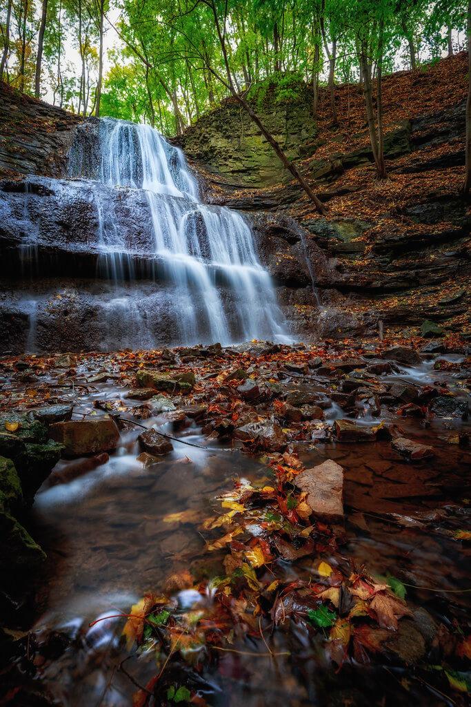 Greg David - Sherman Falls