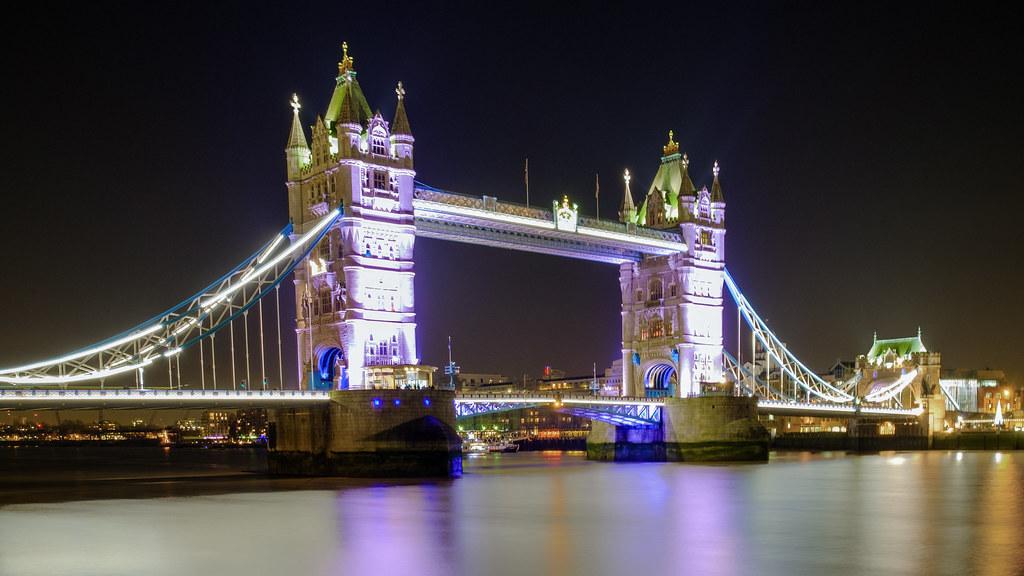 Boris Bollow - Tower Bridge, London