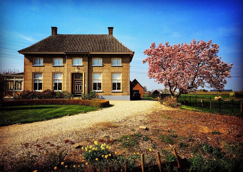 Ferry Noothout - A Dutch farm house....