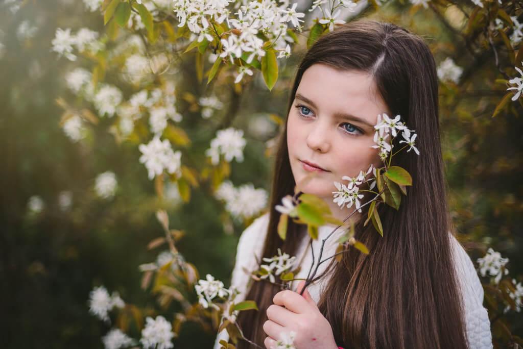 Berit Alits - spring portrait