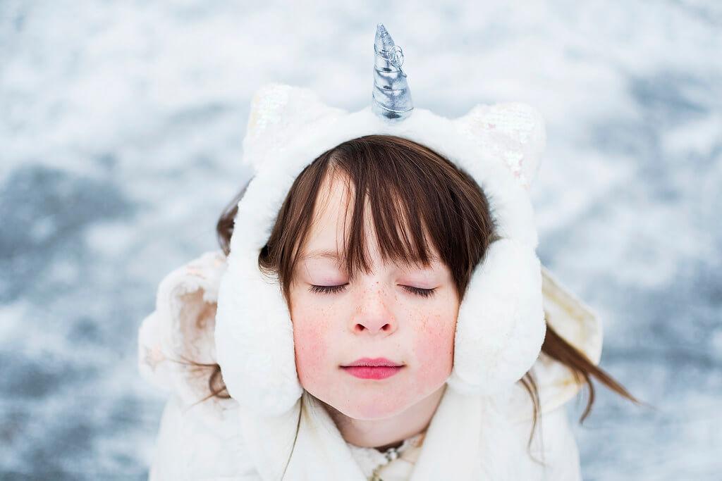 Elizabeth Sallee Bauer - Unicorn girl