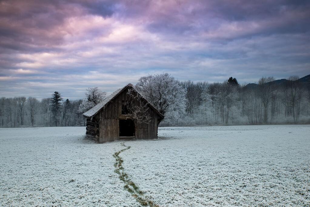Mundl Photographie - wooden cabin