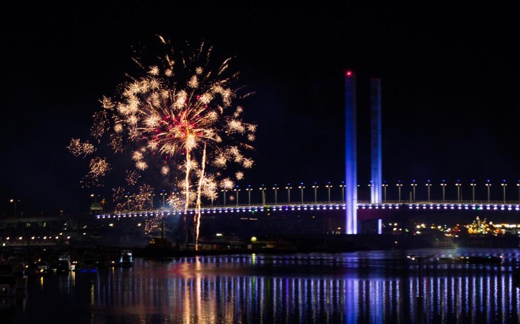 Brett Harrison - Fireworks