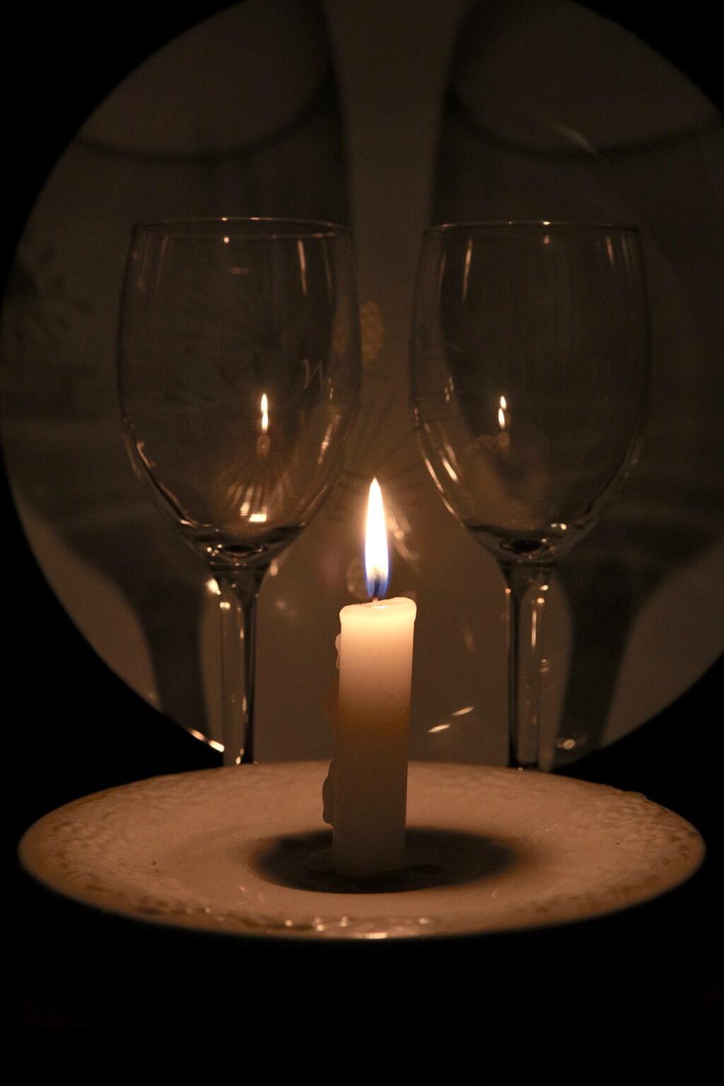 David Savige - candle
