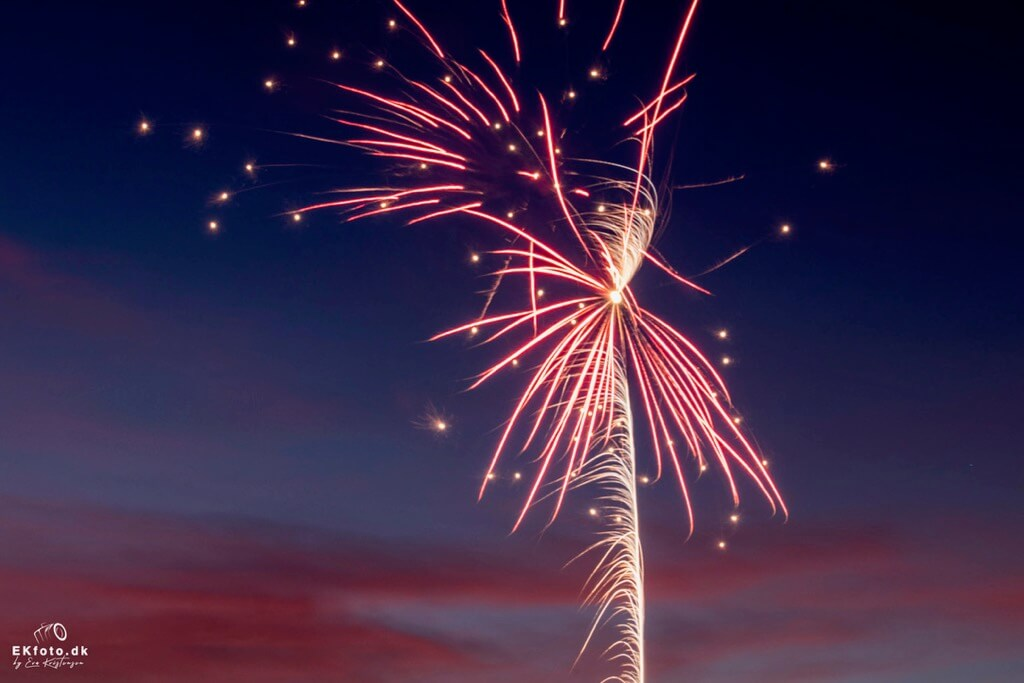 Eva Kristensen - Fireworks
