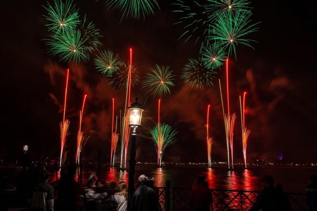 Jerry Burkard - Epcot Fireworks