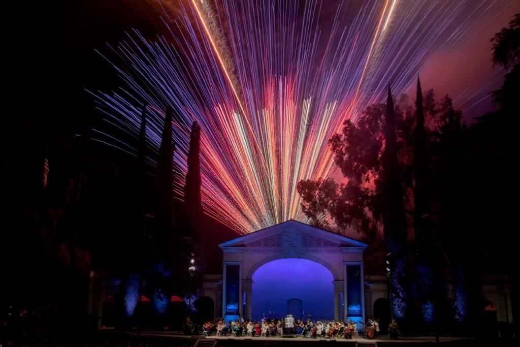 Marsha J. Serafin - Fireworks