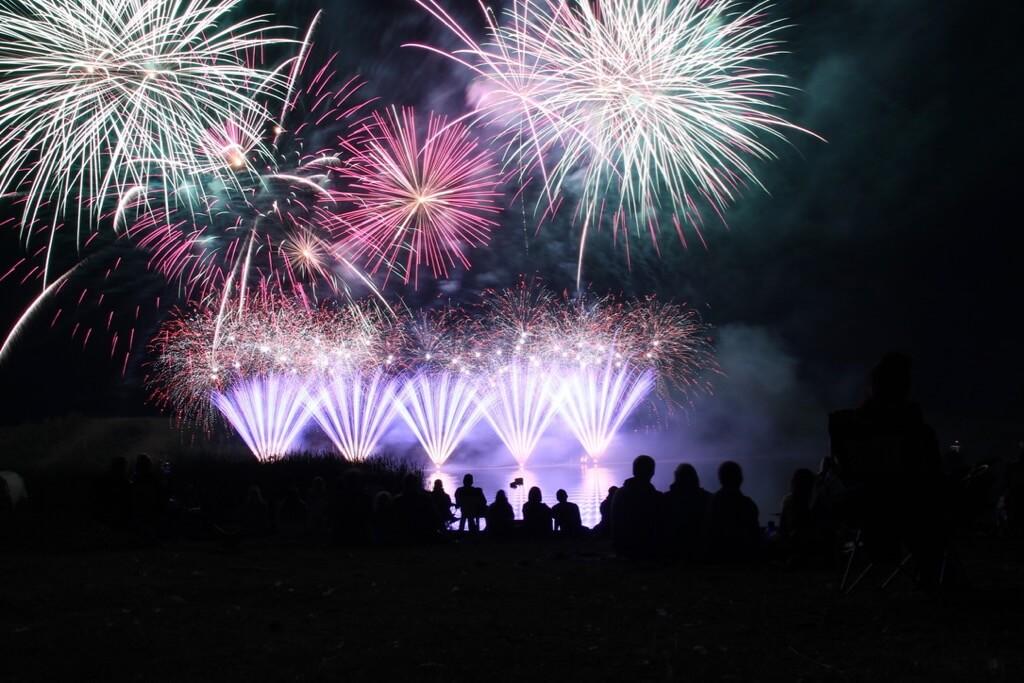 Simon Pankoski Fireworks