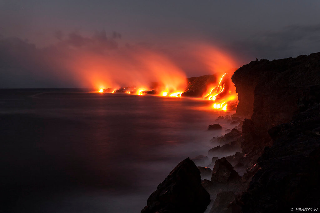 Henryk - Lava Flow