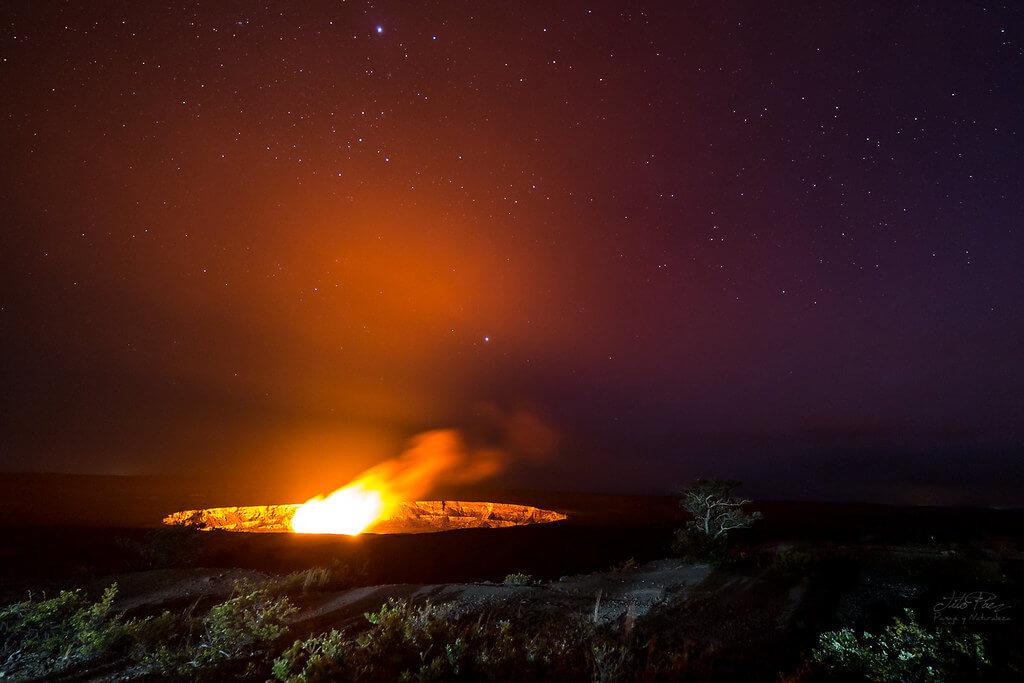 "Gerardo ""Tito"" Paez - Kilauea volcano"