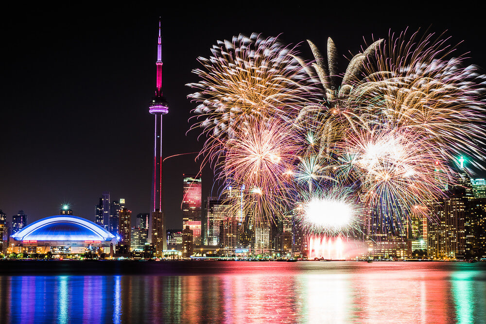 b.m.a.n. - the Explosive Start:Toronto Fireworks