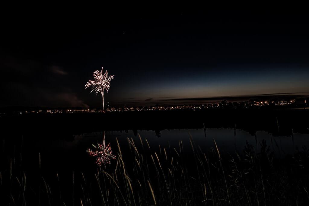 Kevin Taylor - Pond Mills Ontario Fireworks
