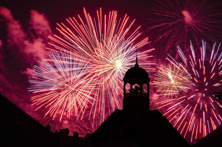 Oliver Pacheco - Fireworks