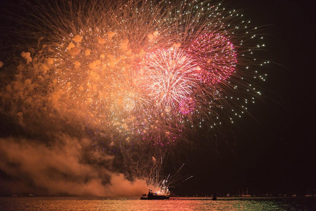 Ben Roffelsen - Canada Day Fireworks