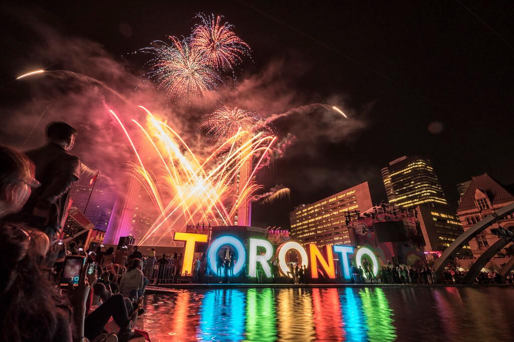 Ben Roffelsen - Toronto Fireworks
