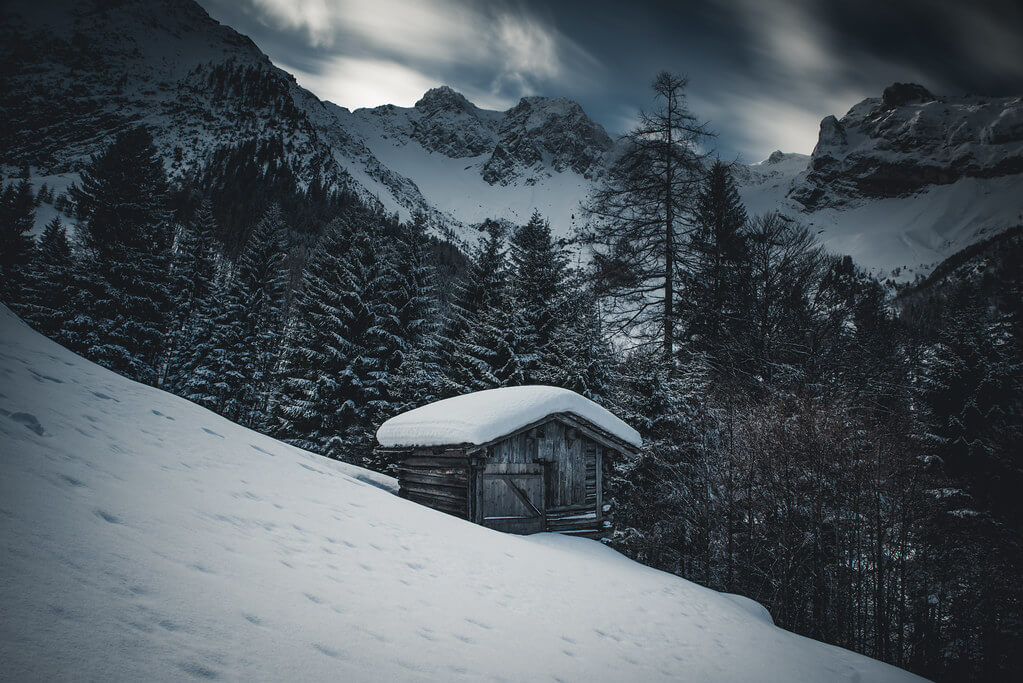 Mundl_Photographie - Winter Cabin