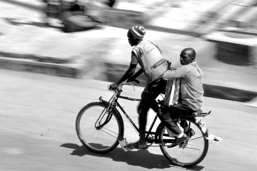 Gasaro Christian - Bicycle