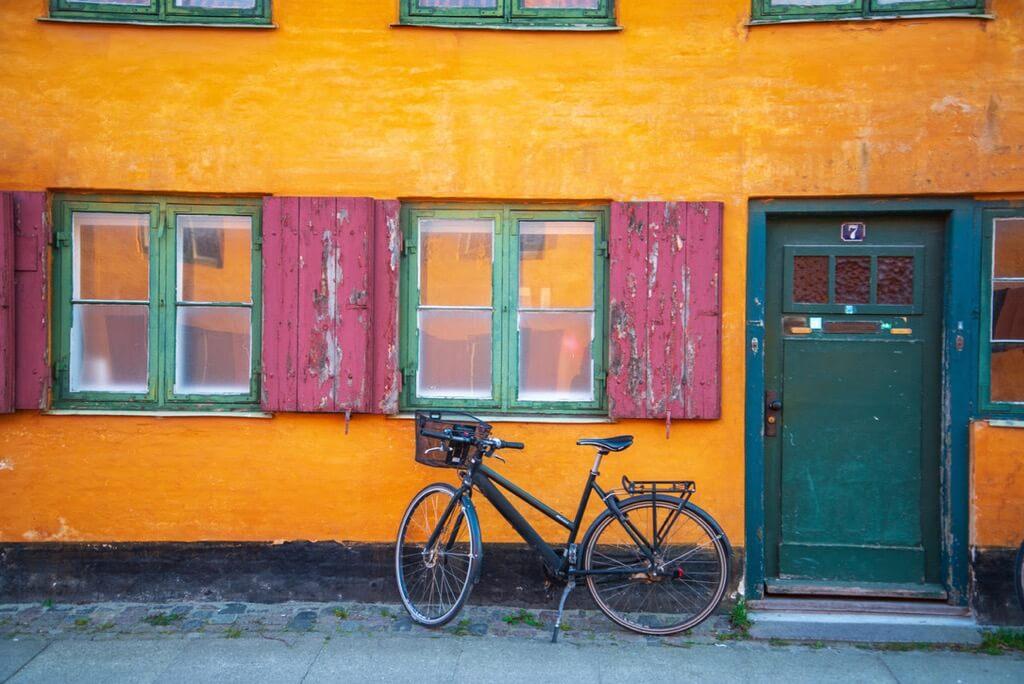 Graydon Wood - Bicycle