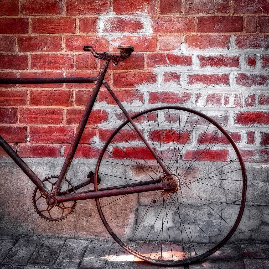 Janette Anderson - Bicycle
