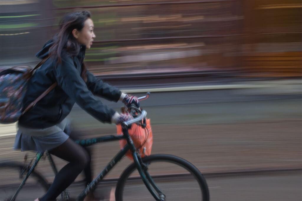 Nick Steadman - Bicycle