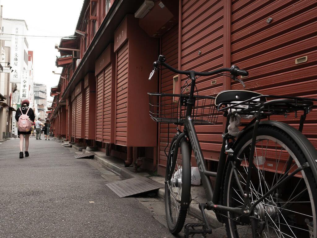 Kirmatic - bicycle in Tokyo
