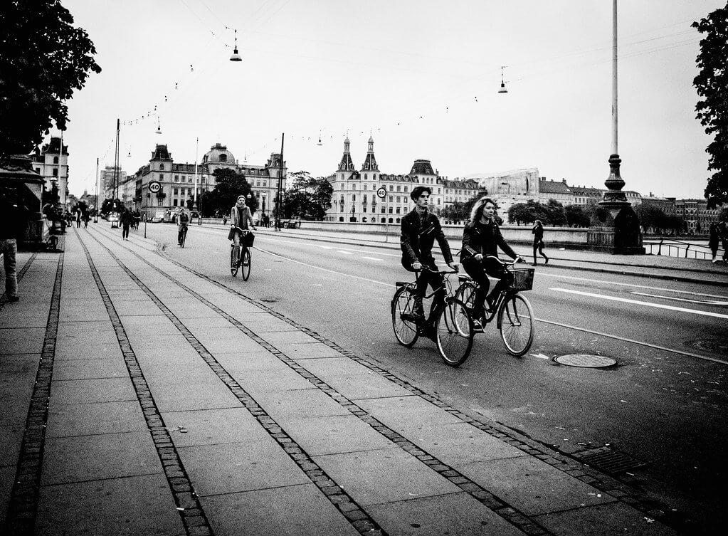 Shirren Lim - Copenhagen bicycles