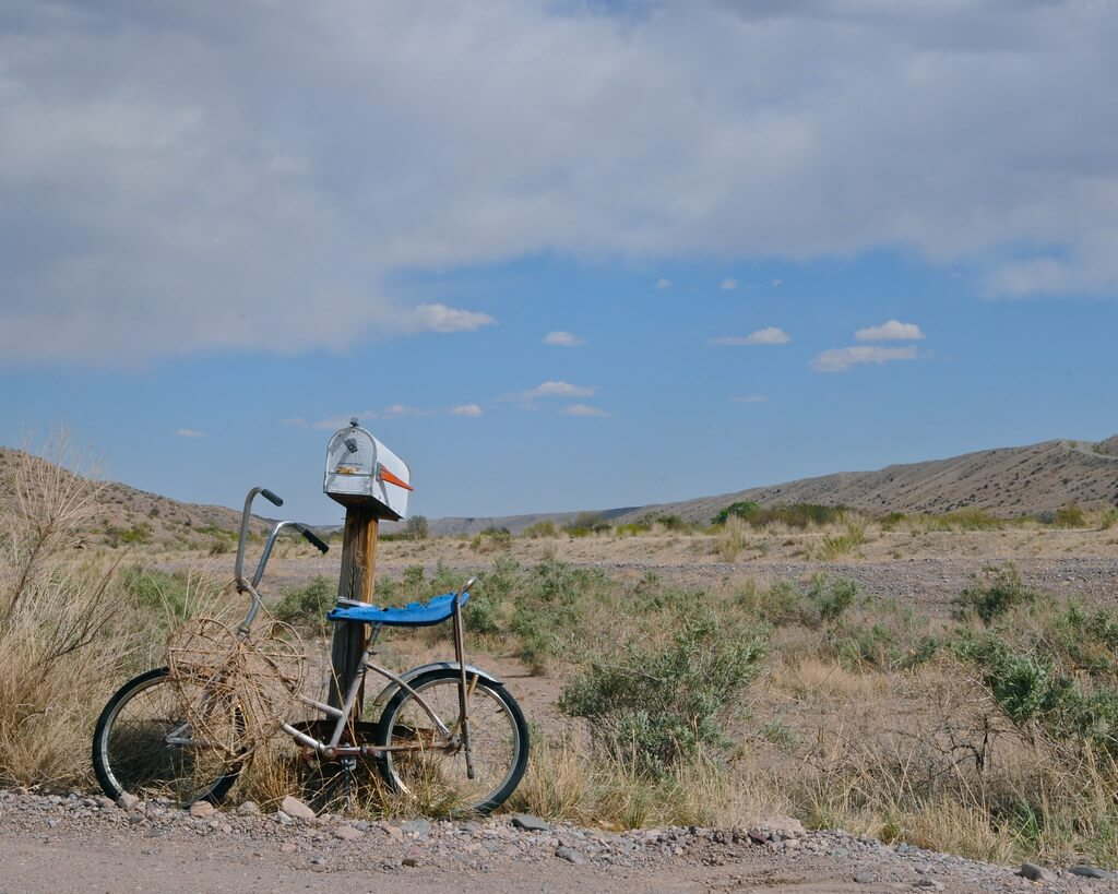 SooozhyQ - bicycle - Monticello, NM