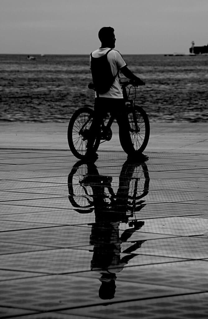 kiwinanna1 - Cycling to greet the sun