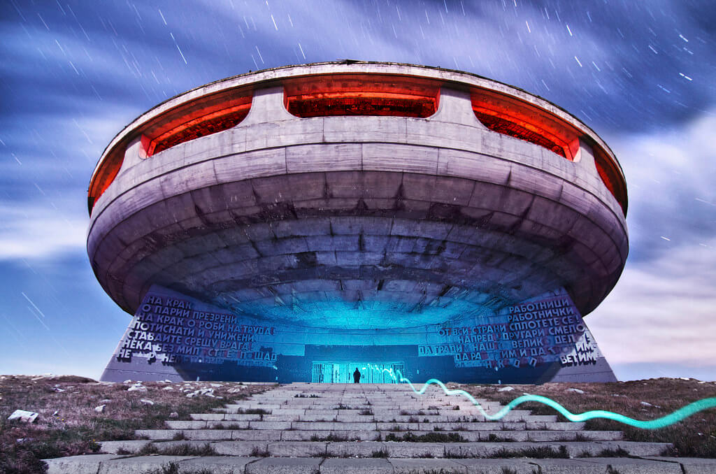 Epic Love in Buzludzha, Bulgaria