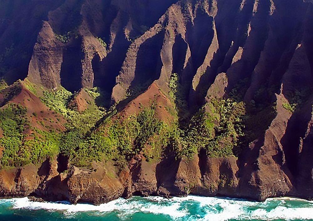 Warren Krupsaw - Na Pali Coast