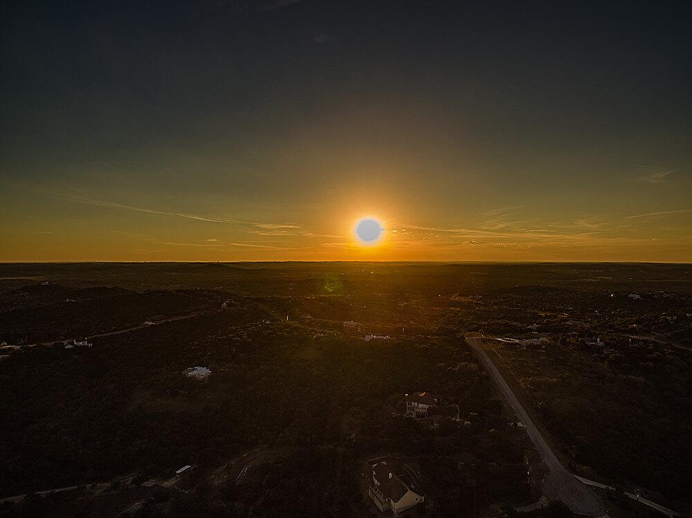 Jimmy Cox - Drone Shot Sunset