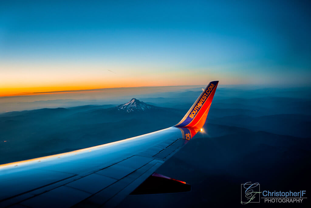 Christopher - Southwest Airlines Sunrise