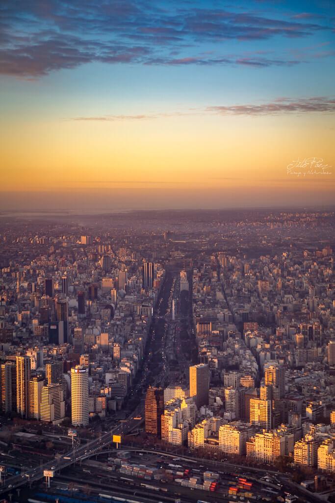 Gerardo Paez - Buenos Aires sunrise
