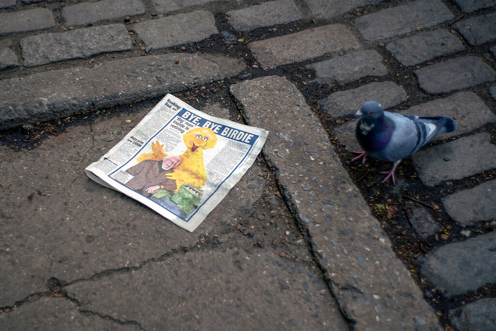 eric kogan - newspaper