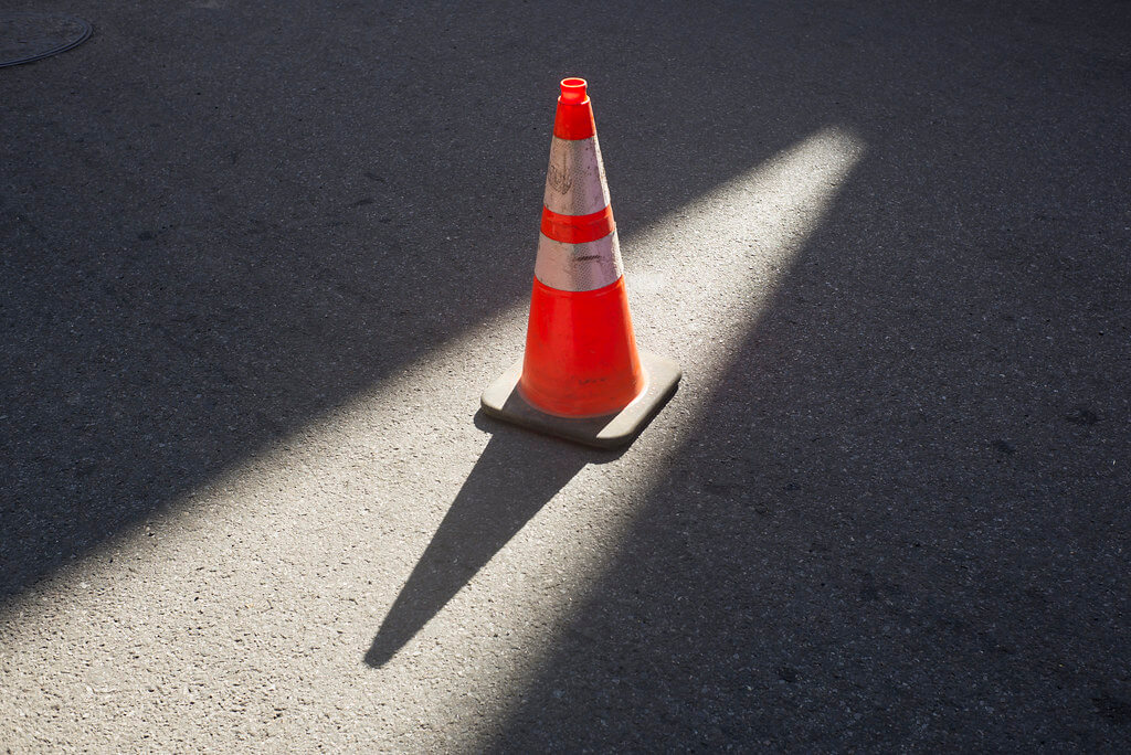 eric kogan - traffic cone
