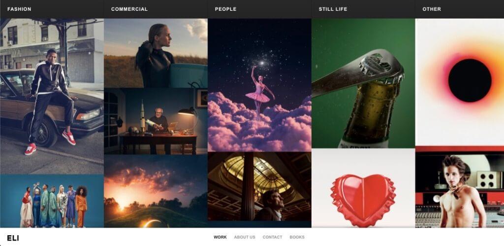 ELI website