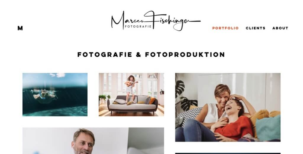 Mareen Fischinger Website