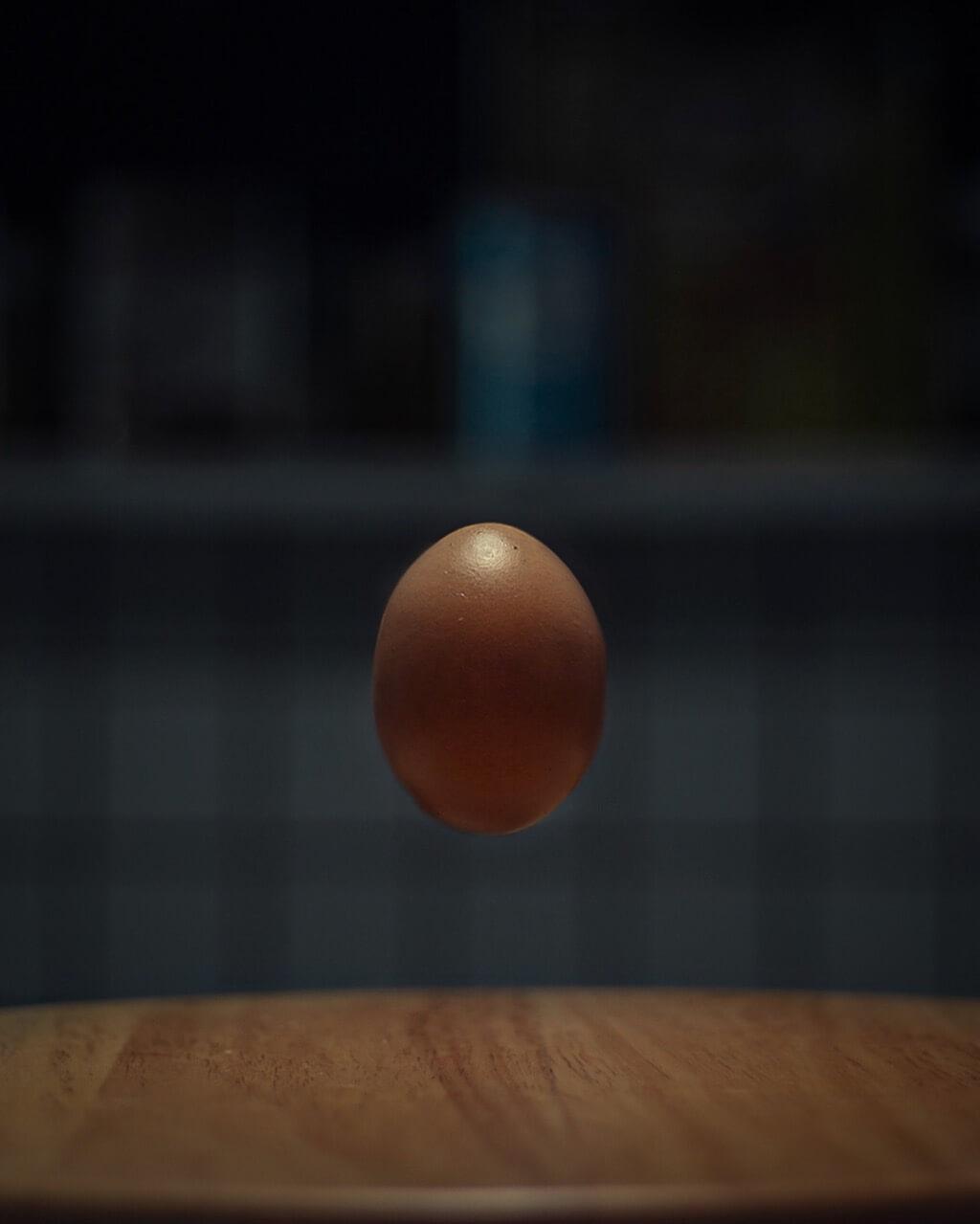 Joel Tejeda - Floating Eggxcellence