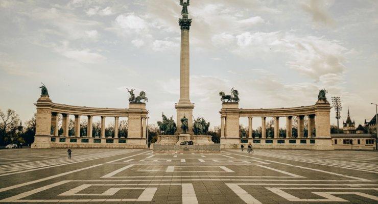 Horváth Dániel - Heroes' Square Budapest