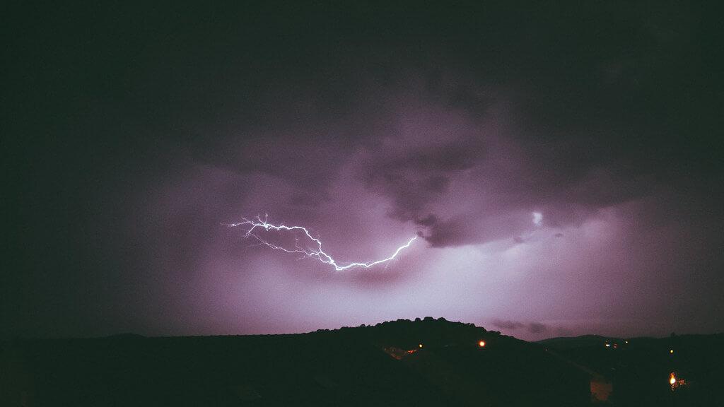 Gili Benita - dark lightning