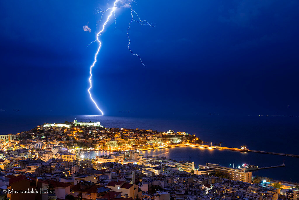 Fotis Mavroudakis - Lightning strike
