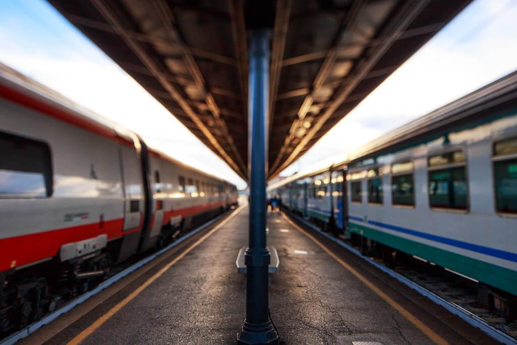 Davide Gabino (aka Stròlic Furlàn) - Stazione di Udine