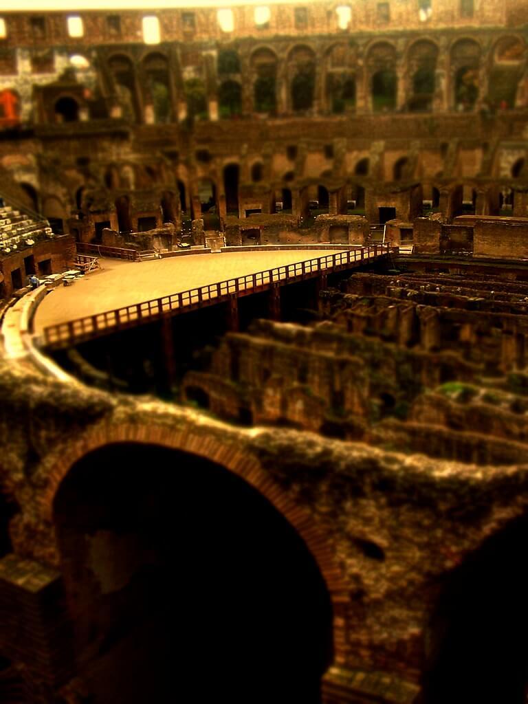 Piero Campilii - l'Amphitheatrum