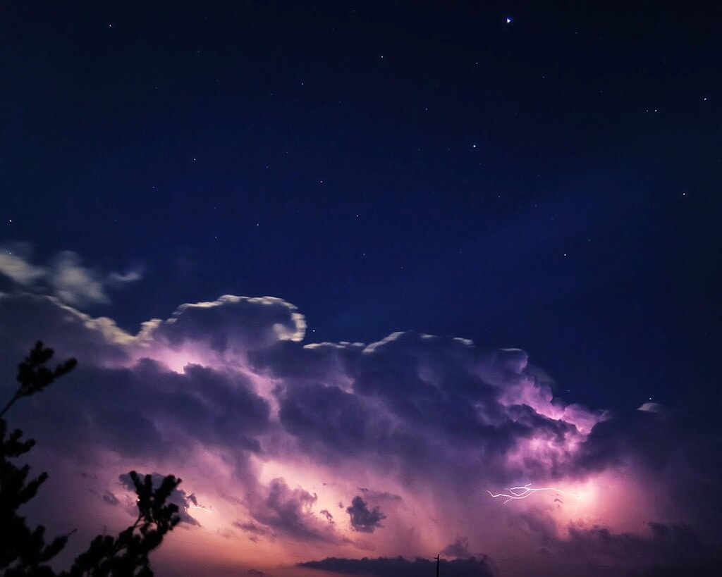 Dennis McKelroy - West Texas Storm