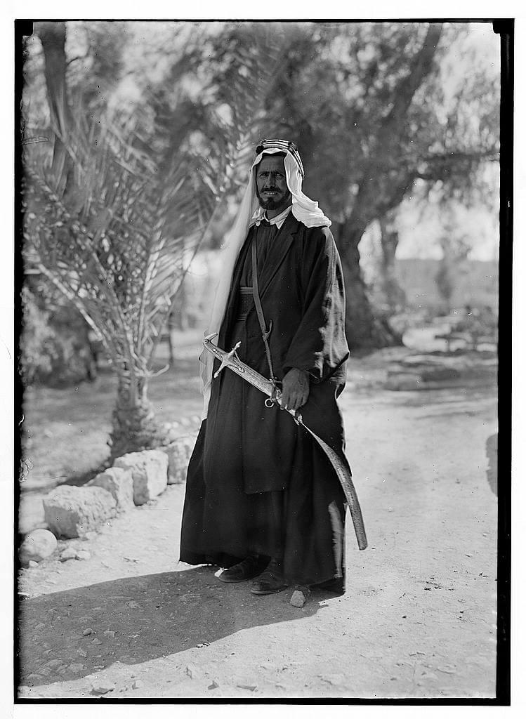 Bedouin sheikhs